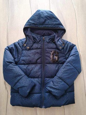 Tom Tailor kabát s.kék színű, flitteres dísszel (140)