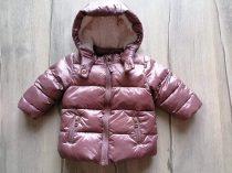 Next kabát púder színű, fényes (68)