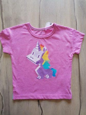 Next póló színes unikornis mintás Új-címkés (86)