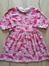 Matalan ruhácska rózsaszín terep mintás Új-címkés (116)