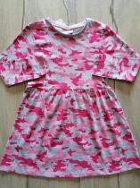 Matalan ruhácska rózsaszín terep mintás Új-címkés (140)