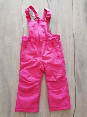 F&F sínadrág kantáros, rózsaszín Új-címkés (98)