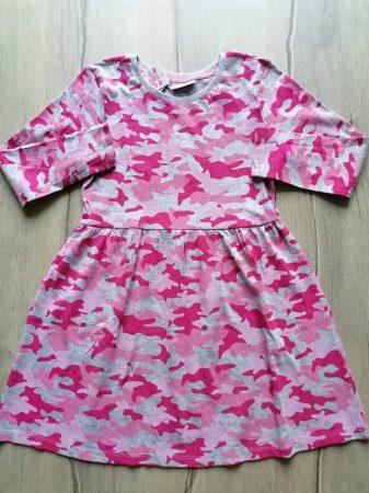 Matalan ruhácska rózsaszín terep mintás Új-címkés (122)
