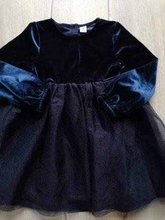 Tu ruhácska bársony, tüll szoknyás (104)