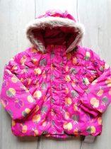 St Bernard kabát alma mintás Új-címkés (86)