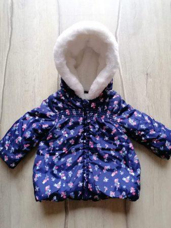 George kabát s.kék, virág mintás (68)
