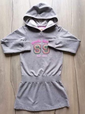 Gap ruhácska, kapucnis, feliratos, szám mintás (146)