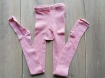 Kiabi harisnyanadrág rózsaszín (128)