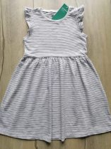 H&M ruhácska vékony csíkos Új-címkés (122)