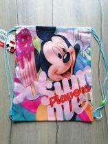 Disney tornazsák Mickey mintás-jégkrémes Új-címkés