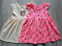 Primark ruhácska szett 2db-os flamingó, Minnie mintás Új-címkés (80)