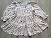 M&S ruhácska világos, szív mintás Új-címkés (116)