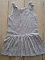 H&M ruhácska ujjatlan, vékony csíkos (110)