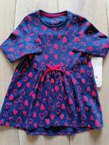 F&F ruhácska h.ujjú, szív mintás Új-címkés (86)