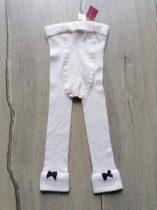Minimode harisnyanadrág lábfej nélküli, masnival (68)