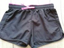 Edzőnadrág/short fekete színű (146)
