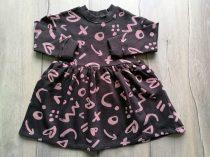 Next ruhácska h.ujjú, szív mintás Új-címkés (98)