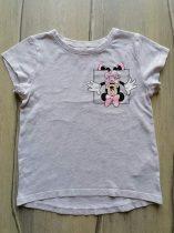 H&M póló v.szürke, Minnie mintás (122)