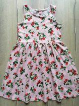 H&M ruhácska ujjatlan eper mintás (122)