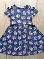 M&Co ruhácska kék, unikornis mintás (122)