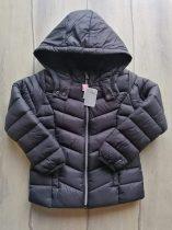 F&F kabát fekete színű Új-címkés (128)