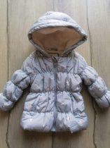 Matalan kabát v.szürke, cica mintás (74)