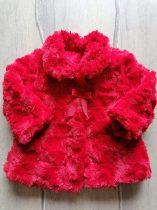 George kabát piros szőrme (68)