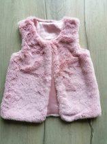 Matalan mellény szőrme, rózsaszínes színű (92)
