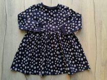 F&F ruhácska s.kék, fehér virág mintás Új-címkés (116)