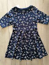 F&F ruhácska s.kék, virág mintás Új-címkés (122)