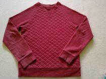 George bordó steppelt pulóver 9-10 év