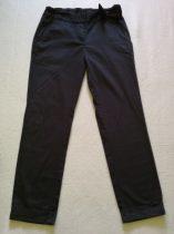 Next fekete capri nadrág, masnival a derekán 11 év