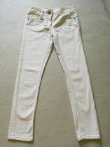 Next farmernadrág fehér színben (146)