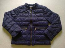 Next kabát átmeneti, sötétkék színű, fém cipzárral (122)