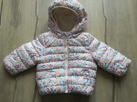 F&F kabát, színes virág mintás (68)