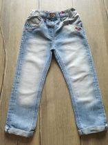 b90ff05589 Next nadrág farmer, világos, hímzett dísszel (110)