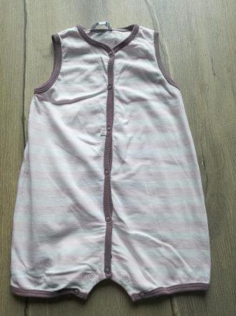 Jacadi napozó, rózsaszín csíkos (68)