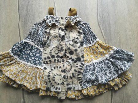 Next tunika/ruhácska, pántos, gombos (68)