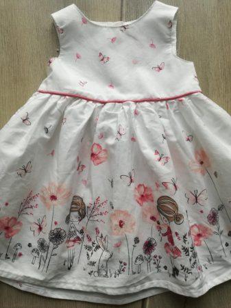 YD ruhácska, kislány, virág mintás (68)